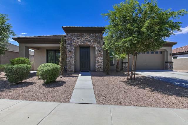 22147 E Creekside Drive, Queen Creek, AZ 85142 (MLS #6112332) :: The Helping Hands Team
