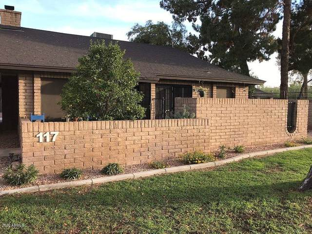 117 W Concorda Drive #101, Tempe, AZ 85282 (MLS #6112344) :: Arizona Home Group