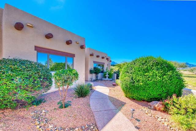 2066 E Sierra View Lane, Sierra Vista, AZ 85650 (MLS #6112352) :: Klaus Team Real Estate Solutions