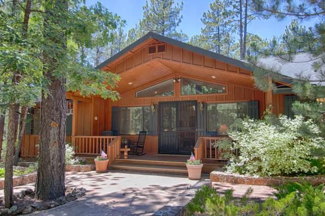 2812 Gooseberry Road, Pinetop, AZ 85935 (MLS #6112355) :: Yost Realty Group at RE/MAX Casa Grande