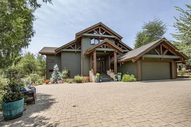 2805 E Coyote Mint Circle, Payson, AZ 85541 (MLS #6112363) :: Scott Gaertner Group
