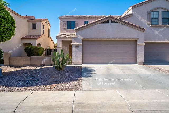 7032 W Lincoln Street, Peoria, AZ 85345 (MLS #6112369) :: Klaus Team Real Estate Solutions