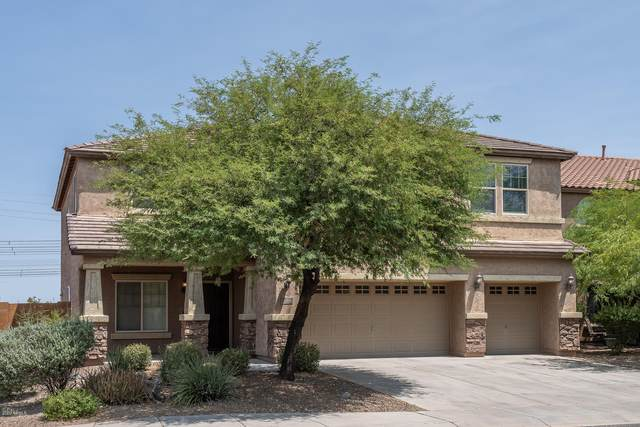 25996 W Ross Avenue, Buckeye, AZ 85396 (MLS #6112385) :: Long Realty West Valley