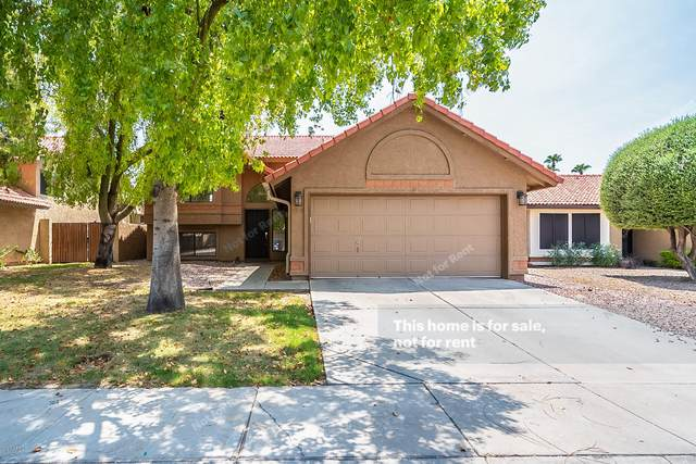 1219 W Seashore Drive, Gilbert, AZ 85233 (MLS #6112388) :: Lux Home Group at  Keller Williams Realty Phoenix