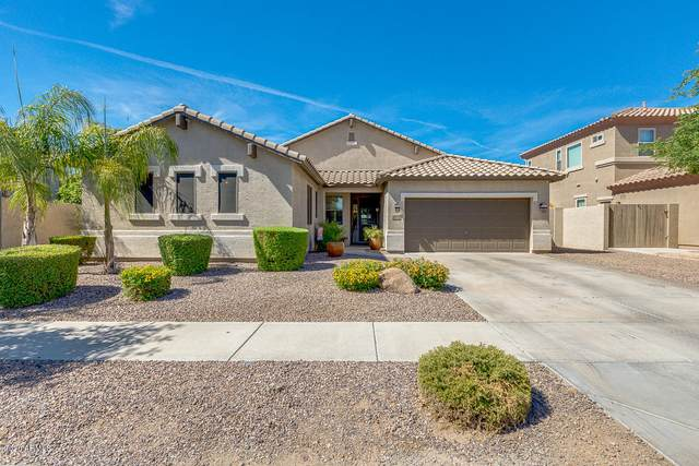 4157 S Cozy Way, Gilbert, AZ 85297 (MLS #6112392) :: Klaus Team Real Estate Solutions