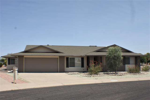 17635 N 131ST Drive, Sun City West, AZ 85375 (MLS #6112400) :: Scott Gaertner Group