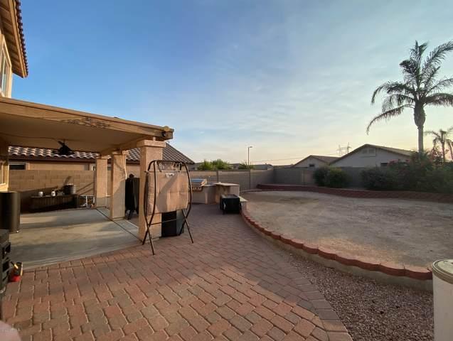 1602 S 229TH Avenue, Buckeye, AZ 85326 (MLS #6112403) :: Devor Real Estate Associates