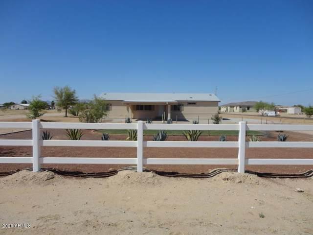 20818 W Teepee Road, Buckeye, AZ 85326 (MLS #6112418) :: Devor Real Estate Associates