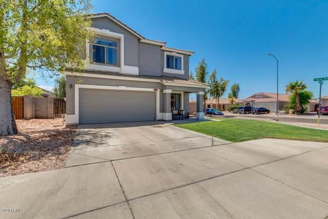 10255 E Caballero Street, Mesa, AZ 85207 (MLS #6112421) :: My Home Group