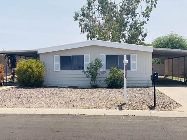 7701 E Gale Avenue, Mesa, AZ 85209 (MLS #6112455) :: The Property Partners at eXp Realty