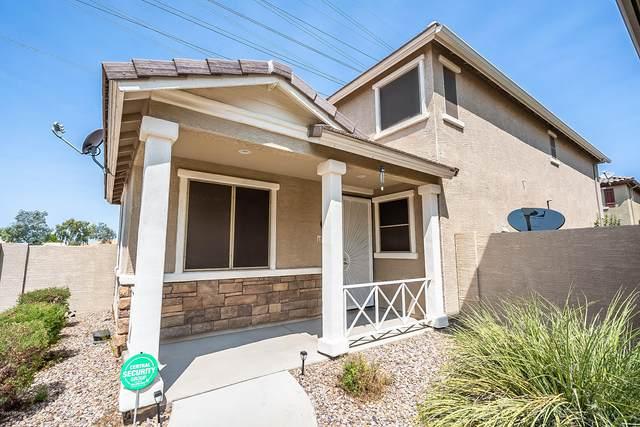 17862 N 114TH Lane, Surprise, AZ 85378 (MLS #6112513) :: Devor Real Estate Associates
