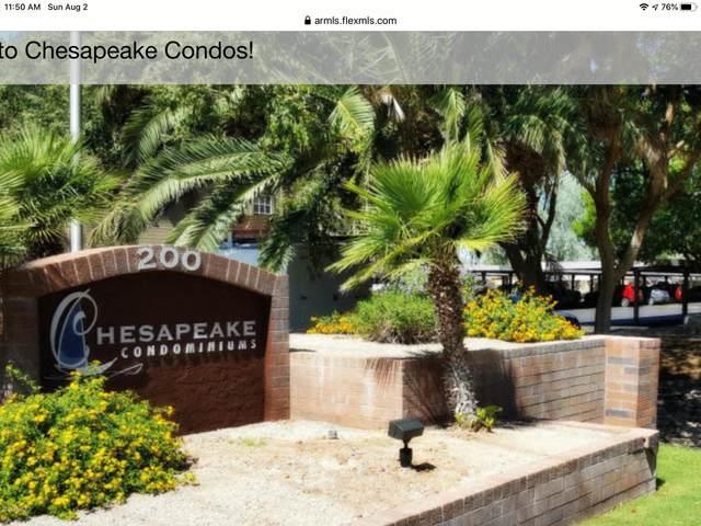 200 E Southern Avenue #306, Tempe, AZ 85282 (MLS #6112524) :: Brett Tanner Home Selling Team
