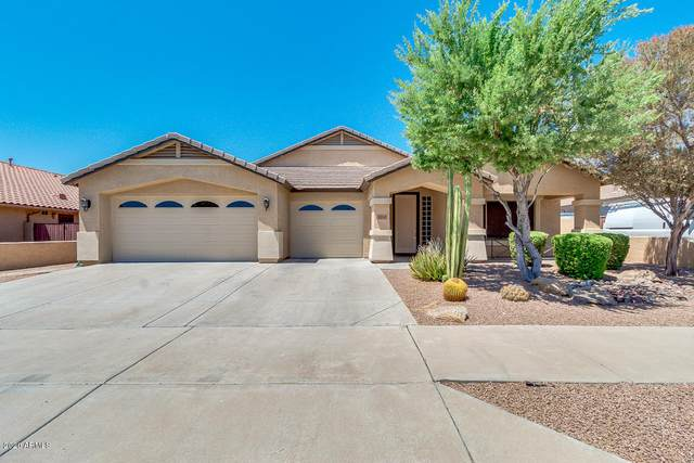 3210 W Sequoia Way, Phoenix, AZ 85053 (MLS #6112526) :: Klaus Team Real Estate Solutions