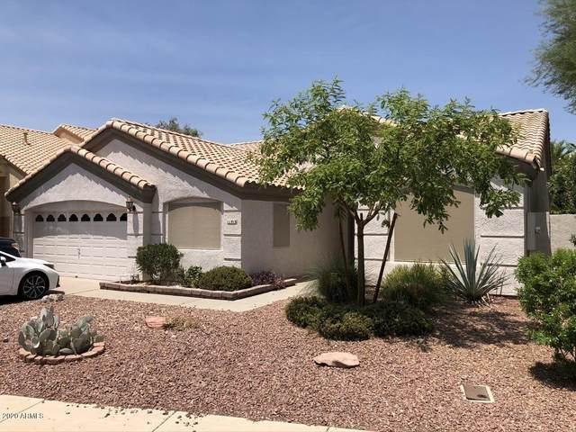 11416 W Ashland Way, Avondale, AZ 85392 (MLS #6112528) :: Brett Tanner Home Selling Team