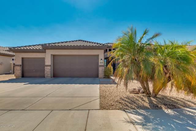 1120 S Eucalyptus Place, Chandler, AZ 85286 (MLS #6112553) :: Klaus Team Real Estate Solutions