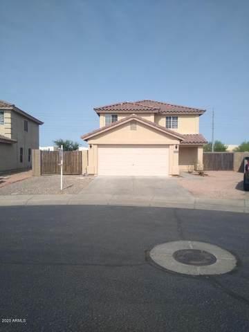 12010 N 130TH Lane, El Mirage, AZ 85335 (MLS #6112572) :: Devor Real Estate Associates