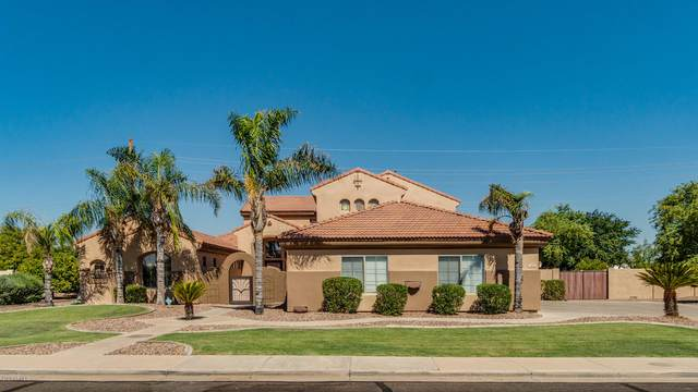 1425 N Loma Vista, Mesa, AZ 85213 (MLS #6112579) :: Keller Williams Realty Phoenix