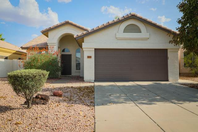 1025 W Elgin Street, Chandler, AZ 85224 (MLS #6112584) :: Keller Williams Realty Phoenix