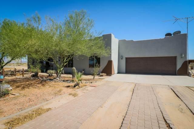 20315 W Hubbard Road, Buckeye, AZ 85326 (MLS #6112591) :: Devor Real Estate Associates