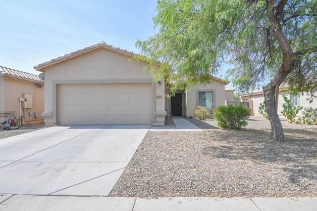 823 W Saguaro Street, Casa Grande, AZ 85122 (MLS #6112598) :: Brett Tanner Home Selling Team