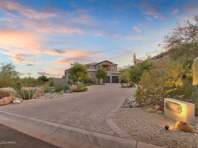 6650 N 39TH Place, Paradise Valley, AZ 85253 (MLS #6112603) :: The Bill and Cindy Flowers Team