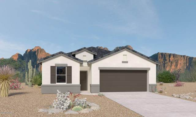 366 N 17TH Place, Coolidge, AZ 85128 (MLS #6112605) :: Klaus Team Real Estate Solutions