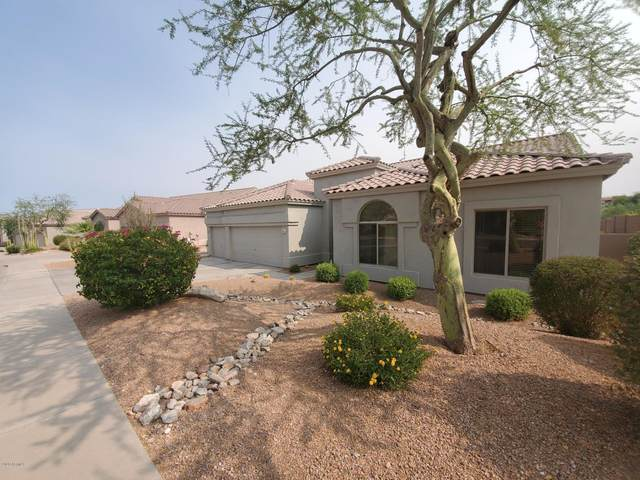 16405 E Crystal Ridge Drive, Fountain Hills, AZ 85268 (MLS #6112610) :: Brett Tanner Home Selling Team