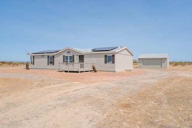 30310 W Lynwood Street, Buckeye, AZ 85396 (MLS #6112635) :: Brett Tanner Home Selling Team