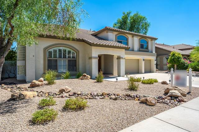 7623 E Tailfeather Drive, Scottsdale, AZ 85255 (MLS #6112665) :: The Everest Team at eXp Realty
