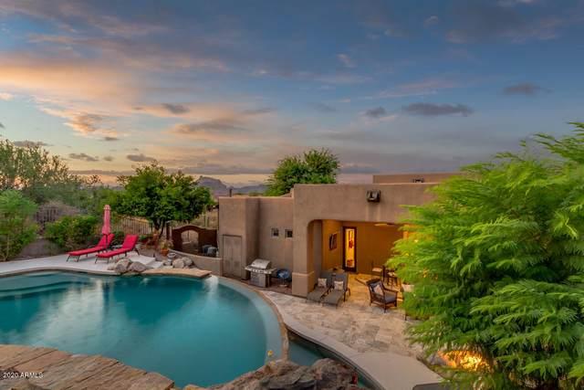 7260 E Eagle Crest Drive #32, Mesa, AZ 85207 (MLS #6112679) :: Arizona Home Group