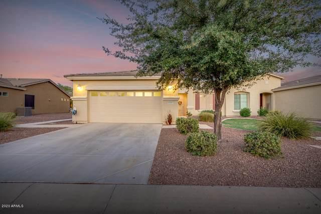 42081 W Miller Lane, Maricopa, AZ 85138 (MLS #6112683) :: Keller Williams Realty Phoenix