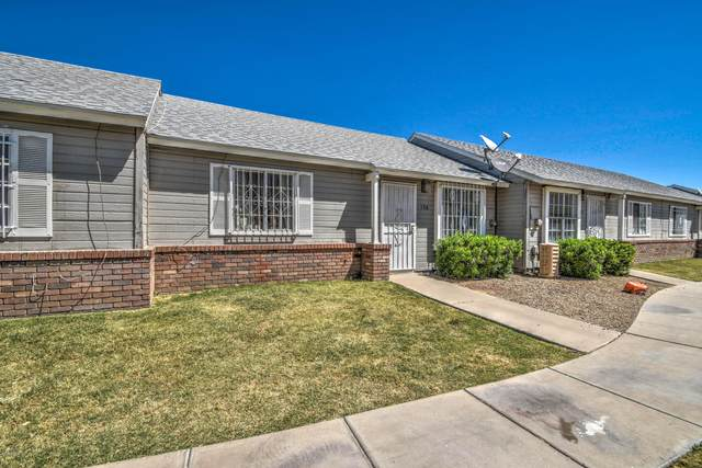 5960 W Oregon Avenue #156, Glendale, AZ 85301 (MLS #6112696) :: Riddle Realty Group - Keller Williams Arizona Realty