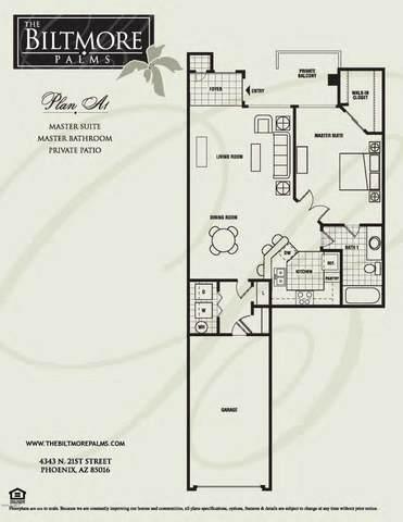 4343 N 21ST Street #134, Phoenix, AZ 85016 (MLS #6112698) :: Arizona Home Group