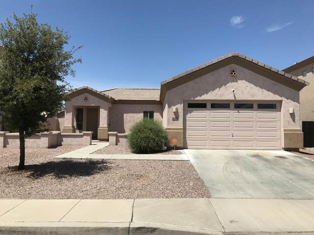 25206 W Centre Avenue, Buckeye, AZ 85326 (MLS #6112709) :: The W Group