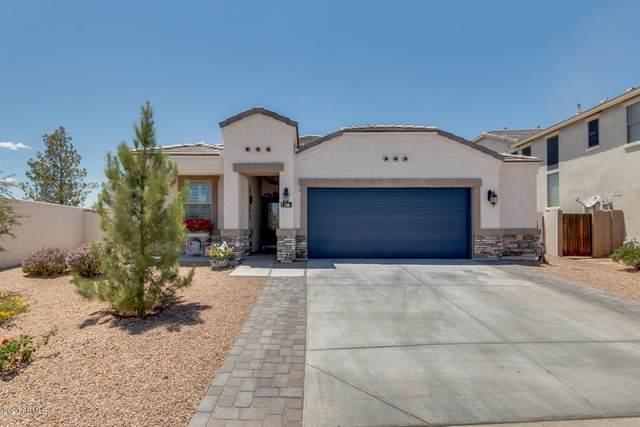 306 S San Marino Loop, Casa Grande, AZ 85194 (MLS #6112719) :: Brett Tanner Home Selling Team