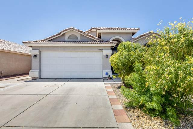 13367 W Desert Lane, Surprise, AZ 85374 (MLS #6112744) :: The Laughton Team