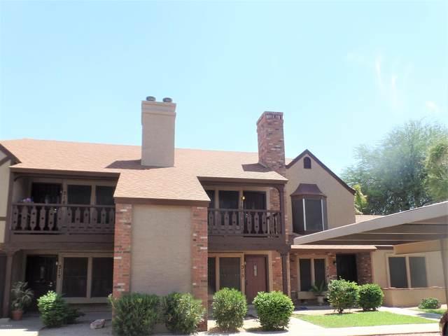 7905 W Thunderbird Road #316, Peoria, AZ 85381 (MLS #6112745) :: Riddle Realty Group - Keller Williams Arizona Realty