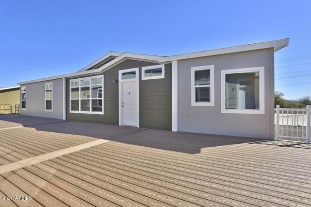 - S 351st Avenue, Tonopah, AZ 85354 (MLS #6112772) :: Klaus Team Real Estate Solutions