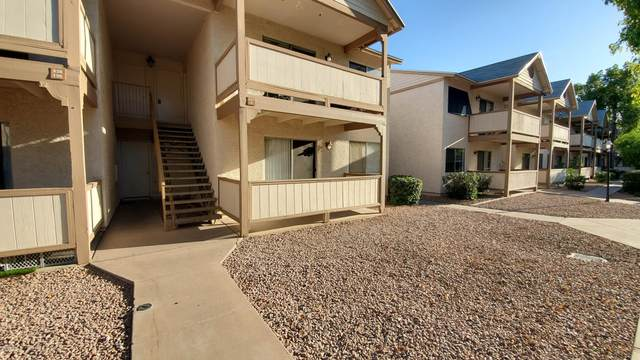 616 S Hardy Drive #137, Tempe, AZ 85281 (MLS #6112781) :: Arizona Home Group