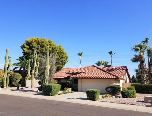 10483 E Becker Lane, Scottsdale, AZ 85259 (MLS #6112784) :: My Home Group