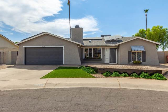 10730 E Sahuaro Drive, Scottsdale, AZ 85259 (MLS #6112797) :: Keller Williams Realty Phoenix