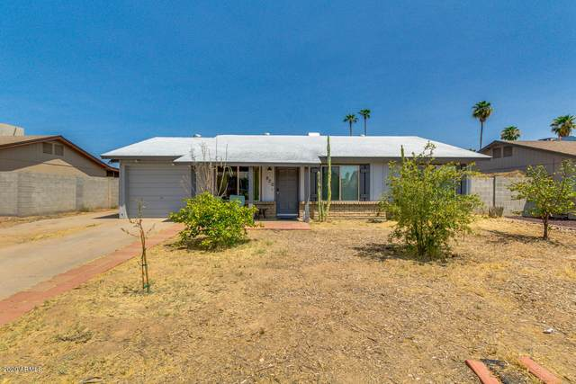 820 W Oxford Drive, Tempe, AZ 85283 (MLS #6112798) :: Brett Tanner Home Selling Team