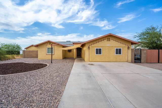 1110 W Northern Avenue, Coolidge, AZ 85128 (MLS #6112816) :: Klaus Team Real Estate Solutions