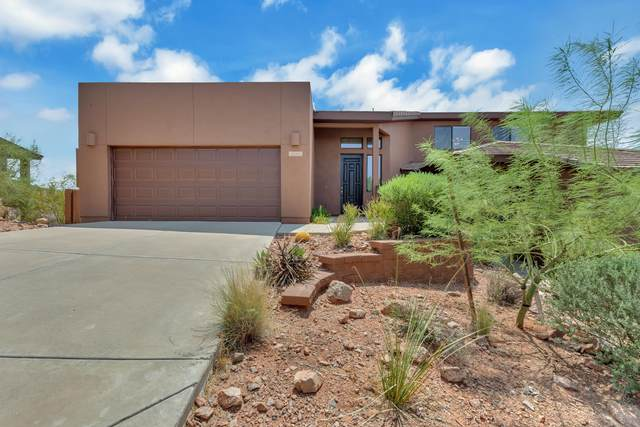 16360 E Ridgeline Drive #61, Fountain Hills, AZ 85268 (MLS #6112818) :: Lifestyle Partners Team