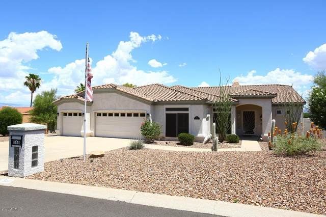 15441 E Palisades Boulevard, Fountain Hills, AZ 85268 (MLS #6112833) :: Klaus Team Real Estate Solutions