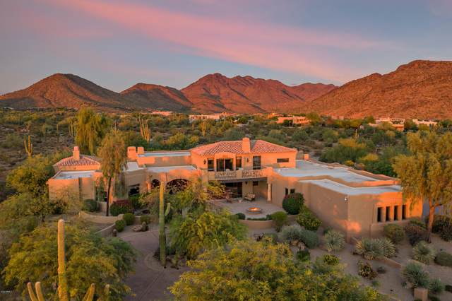 9606 E Via Montoya, Scottsdale, AZ 85255 (MLS #6112842) :: Brett Tanner Home Selling Team
