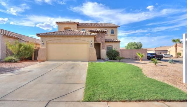 42760 W Raynon Street, Maricopa, AZ 85138 (MLS #6112857) :: Keller Williams Realty Phoenix