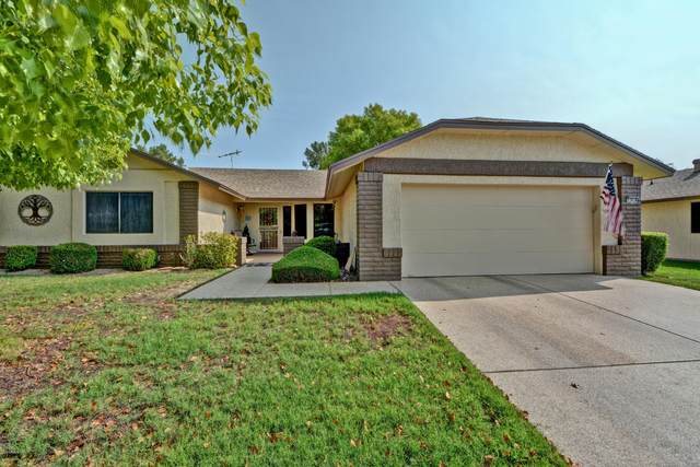 13010 W Tangelo Drive, Sun City West, AZ 85375 (MLS #6112861) :: Keller Williams Realty Phoenix