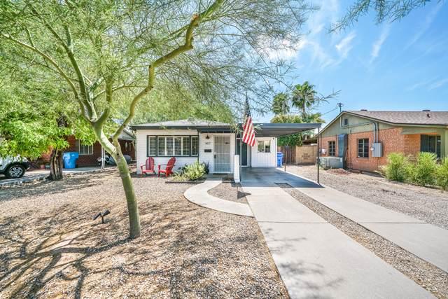 1417 E Edgemont Avenue, Phoenix, AZ 85006 (MLS #6112868) :: Brett Tanner Home Selling Team