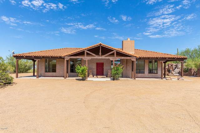 30 N La Barge Road, Apache Junction, AZ 85119 (MLS #6112877) :: Brett Tanner Home Selling Team